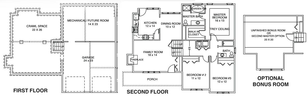 Hillside-Floorplan