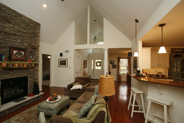 Custom Home Living in the Pocono Mountains