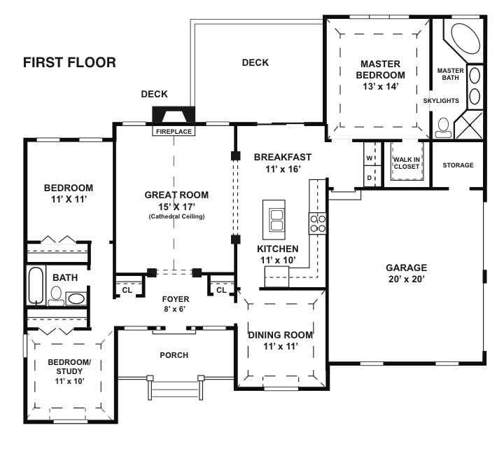 Baldwin-Floorplan