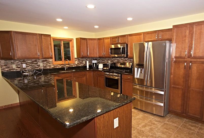 Kitchen in the Poconos