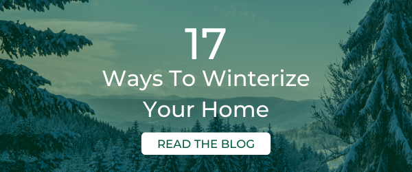 17 ways to winterize your home