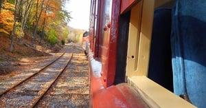 Leaf-Peeping-Rail