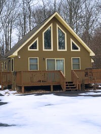 Cabin in the woods_LibertyHomes BROWN and TAN