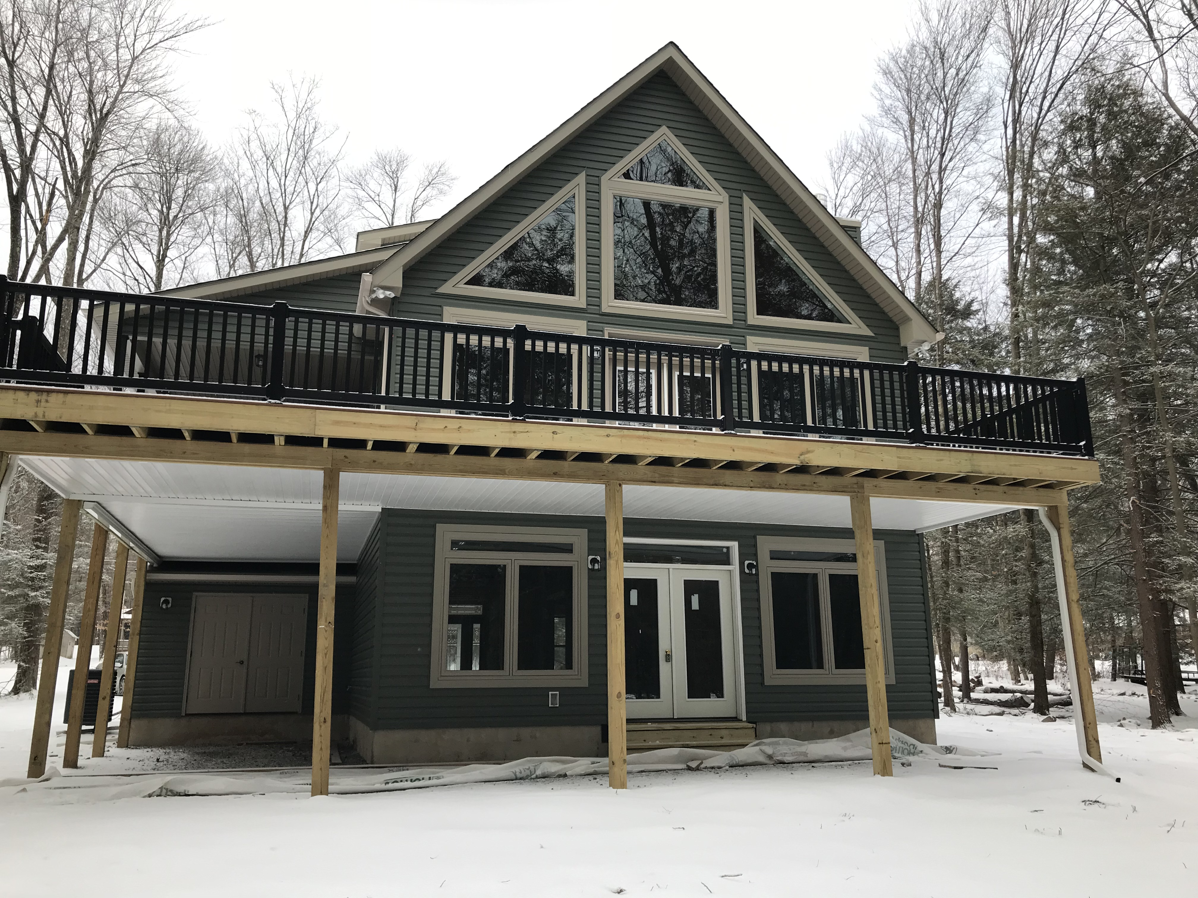 Buying A New Home in the Poconos