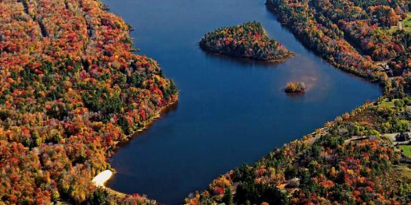 Living Near Lake Naomi