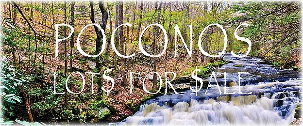 How Much Do Lots Cost in the Poconos?