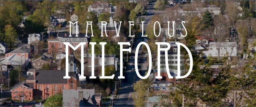 Poconos Neighborhood Spotlight Milford Pennsylvania