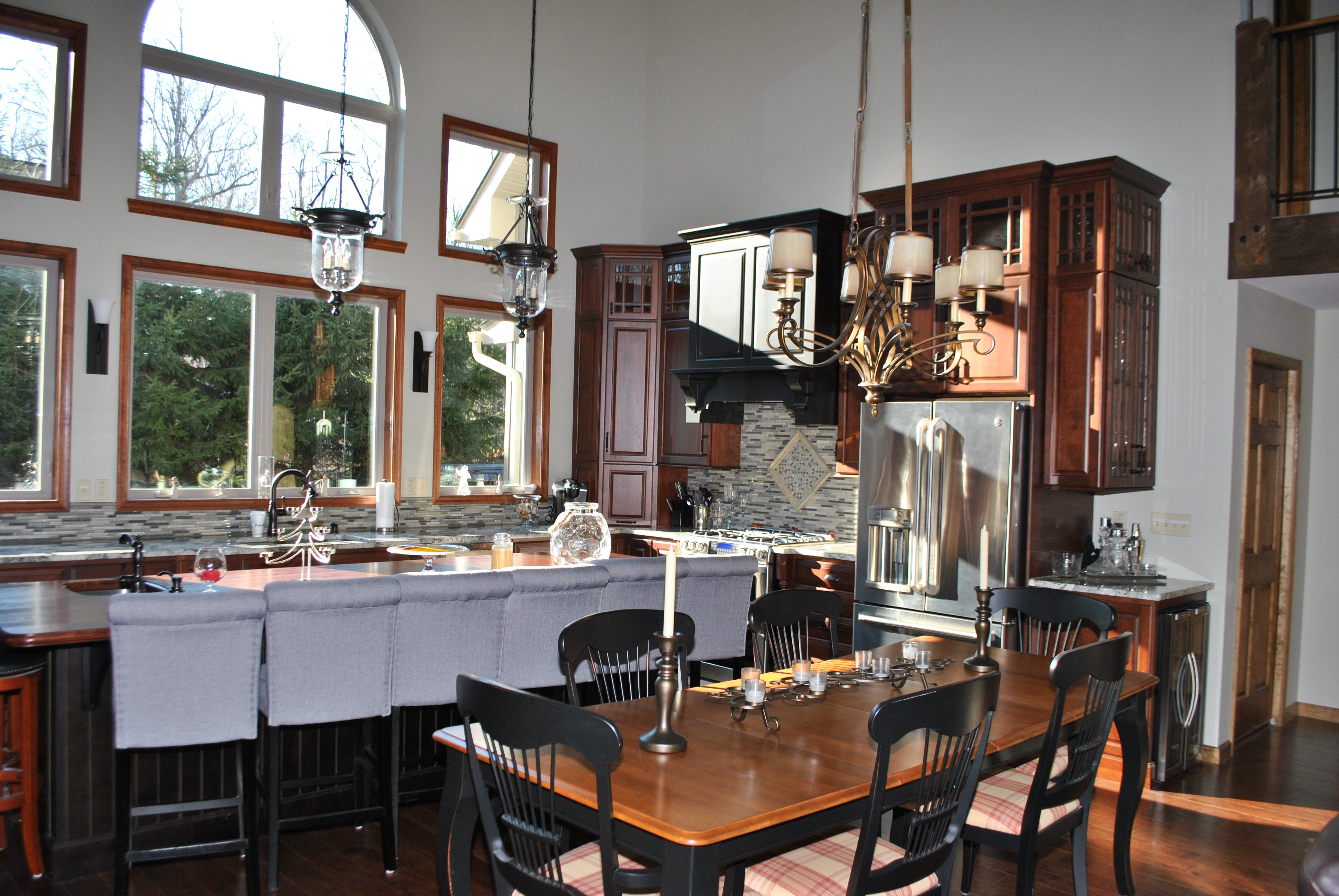 A Custom Kitchen by Liberty Homes