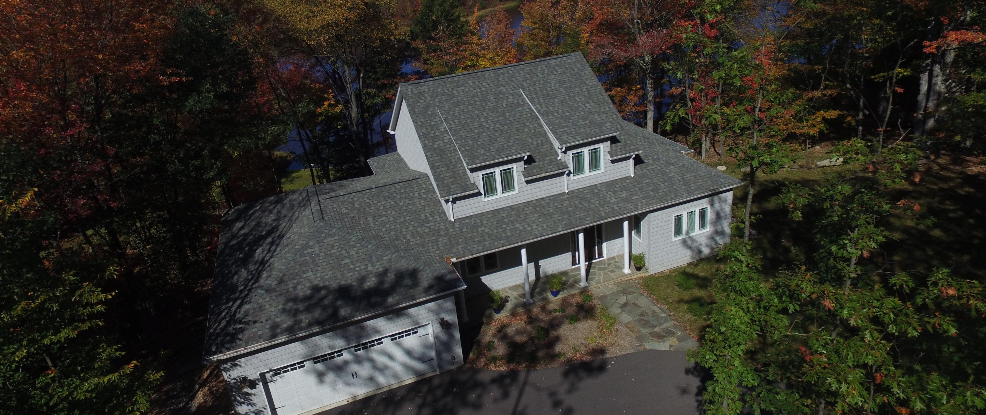Poconos home builders pocono homes for Liberty home builders